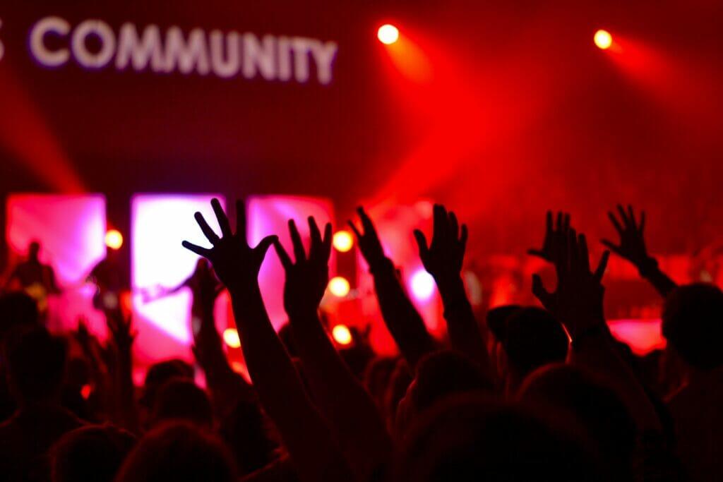 Community led growth