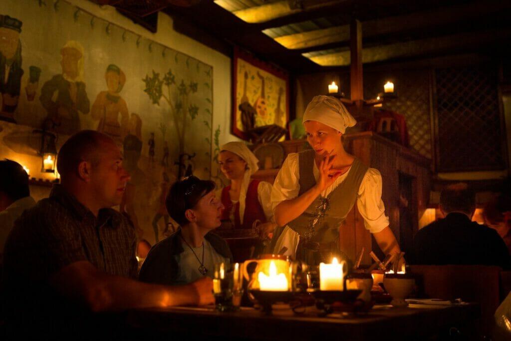 Olde Hansa Medieval Restaurant